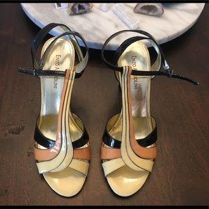 Enzo Angiolini Patent Leather Heels